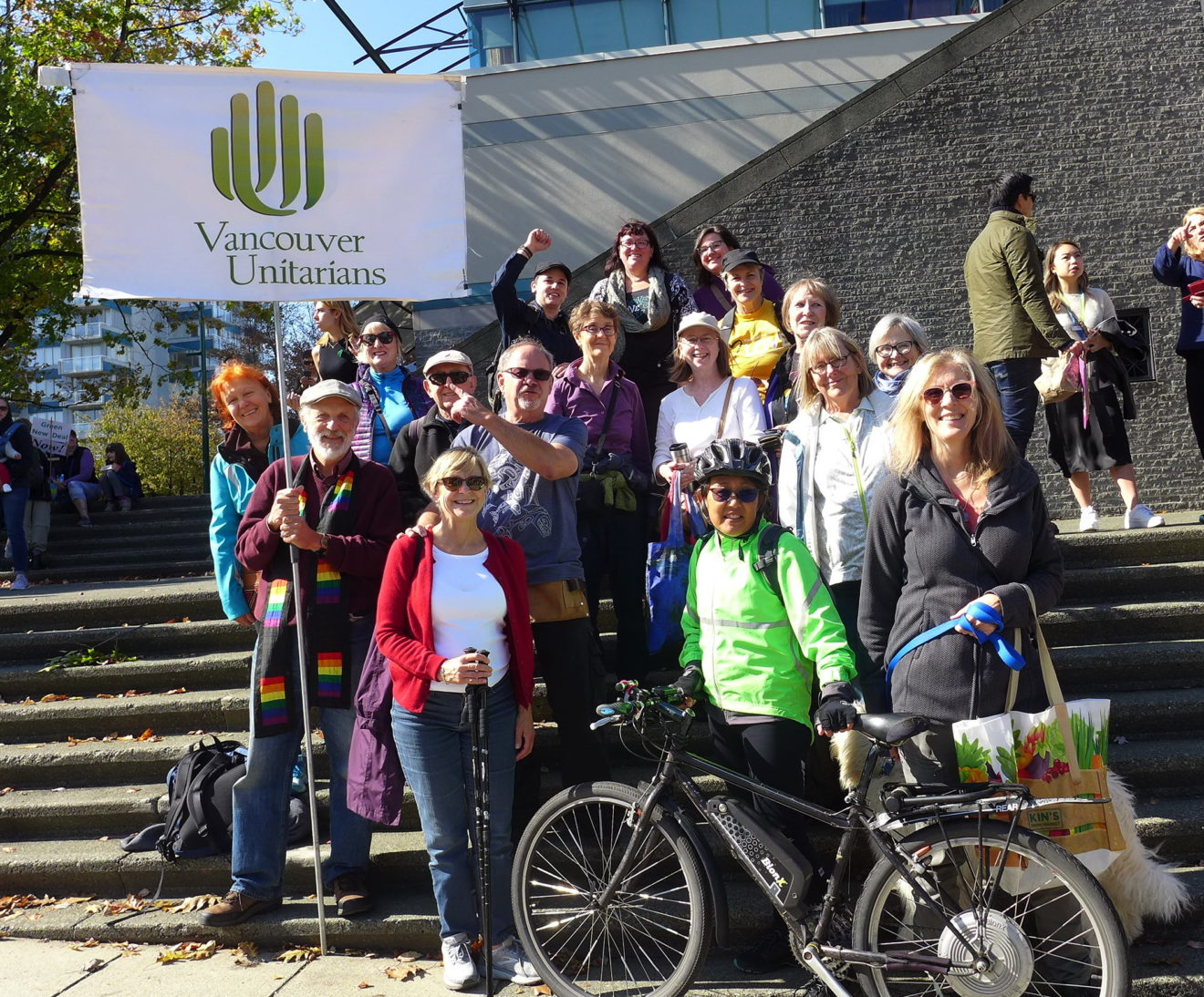Vancouver Unitarians Join Sept 27 Global Climate Strike
