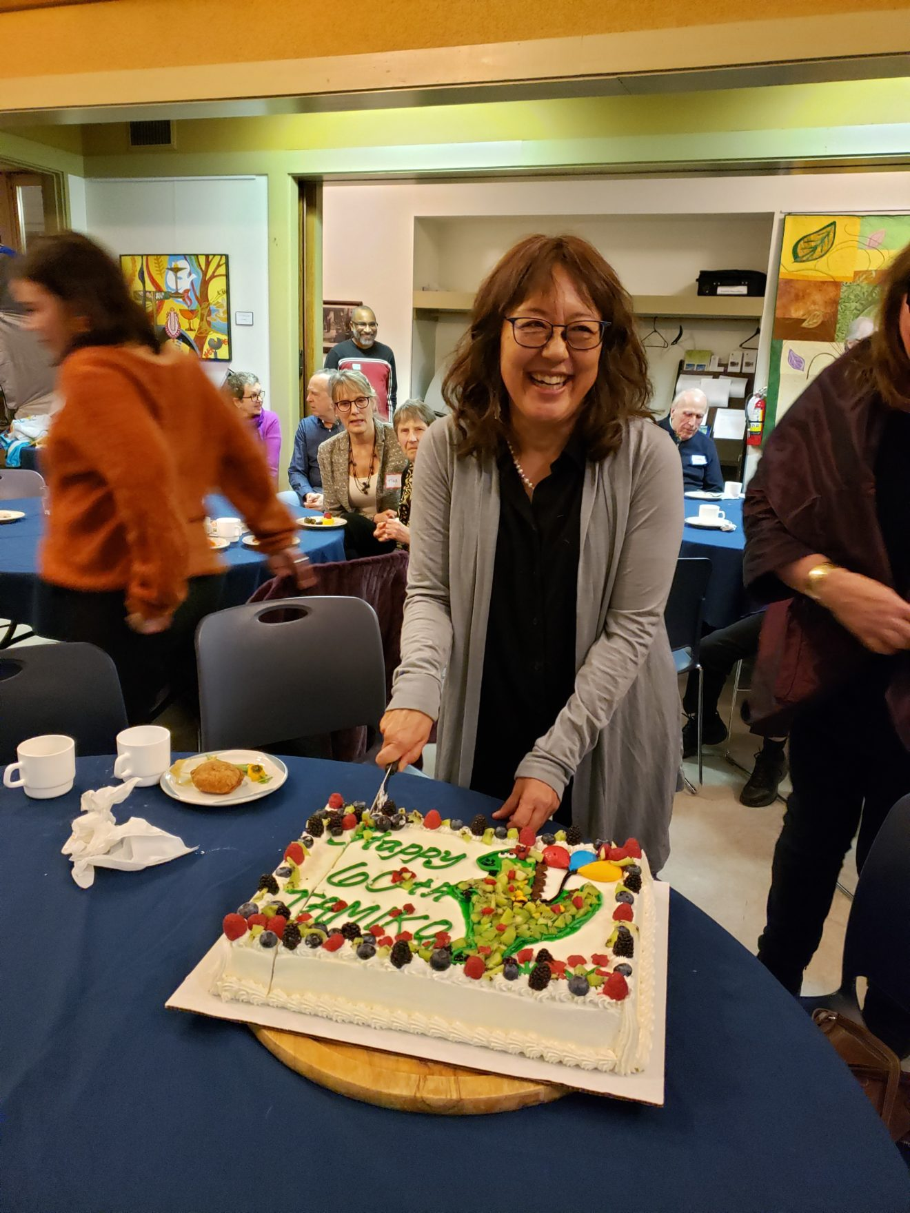 Birthday Party Fundraiser a Rousing Success!