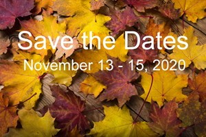 CUC Regional & National Gatherings - Save these November dates!